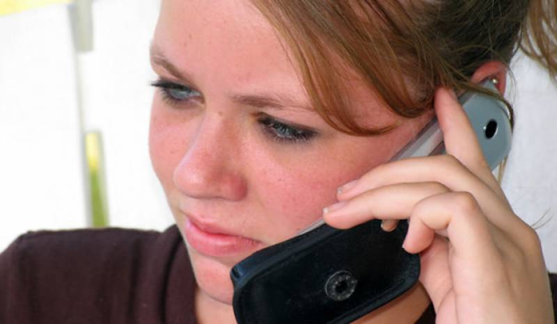 سیل فون کا بکثرت استعمال خطرناک ہے:امریکی تحقیق