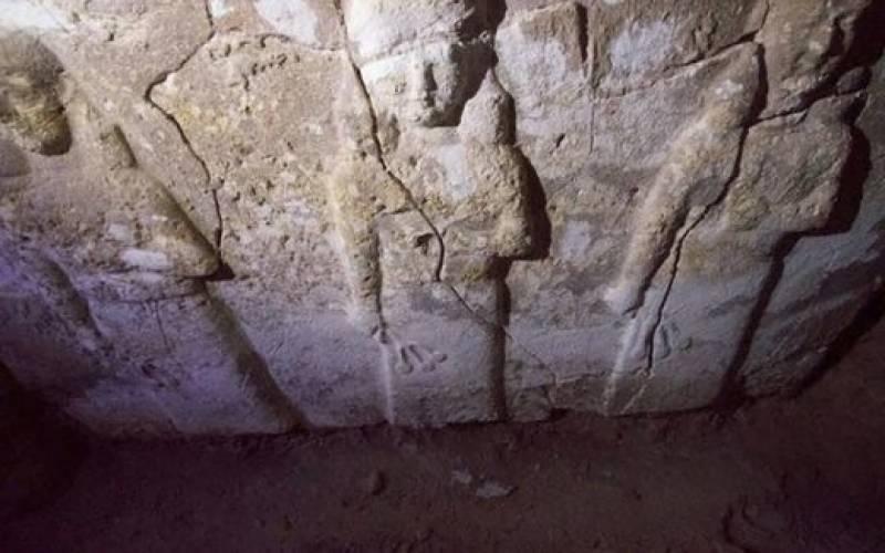 موصل میں تاریخی محل سمیت ساتویں صدی کے آثار قدیمہ دریافت
