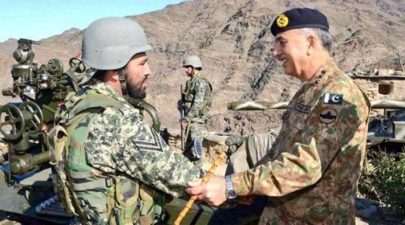 کور کمانڈر پشاور کا سوران ویلی اور مہمند ایجنسی کاد ورہ، آئی ایس پی آر