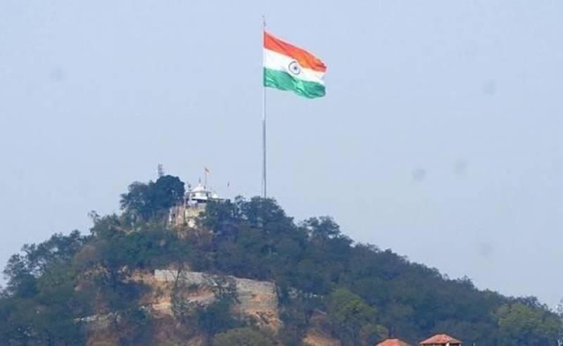 پاکستان نے بھارت کے بلند ترین جھنڈے کو جاسوسی کا آلہ قرار دے دیا