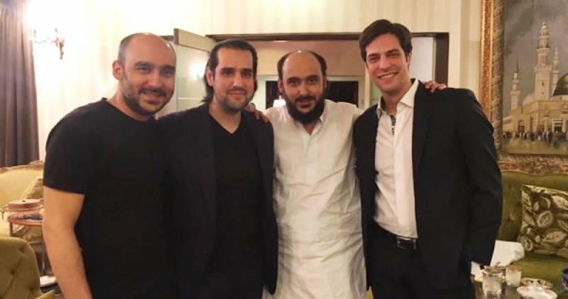 معروف سیاستدان کے بیٹے فلمی دنیامیں ہیرو بننے کے خواہش مند