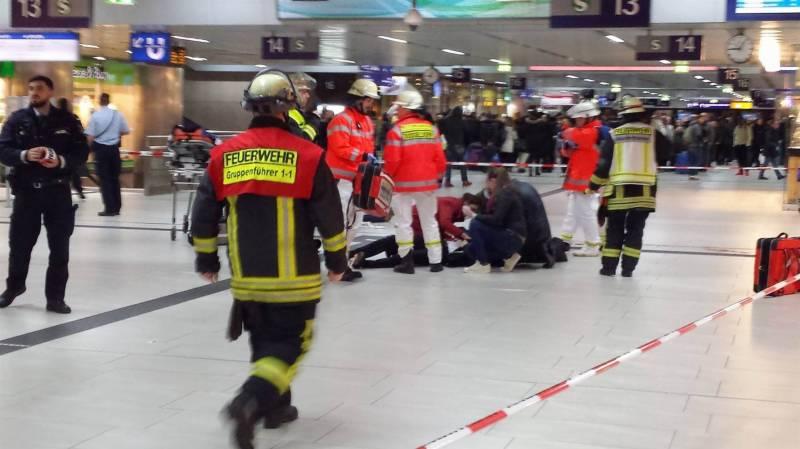 جرمنی میں جنونی شخص نے کلہاڑی سے 5خواتین کو زخمی کر دیا