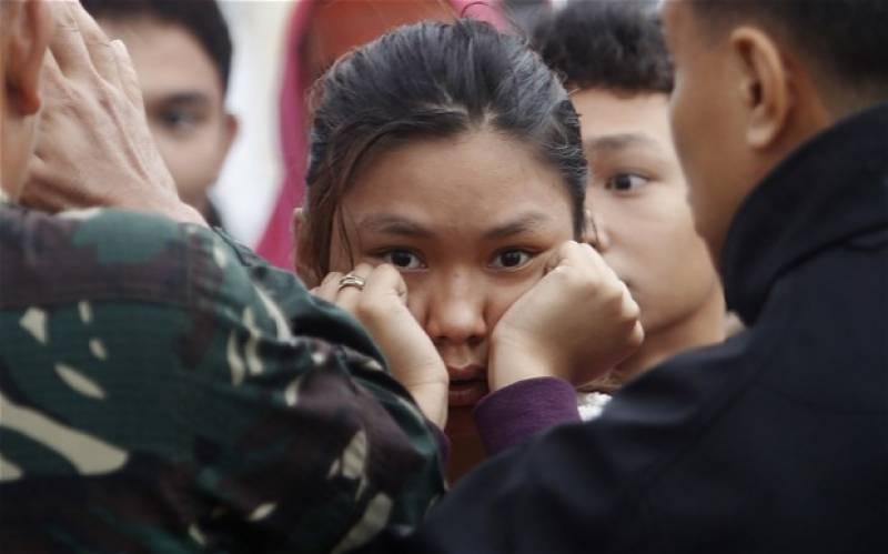 فلپائن میں 4 مہینوں میں 7037 عصمت دری کے کیس رپورٹ ہوئے