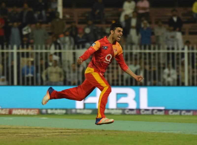شاداب خان کو کیریبئن لیگ میں شاہ رخ خان کی ٹیم شامل کر لیا