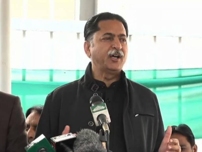 مسلم لیگ ن کے جاوید لطیف نے نازیباالفاظ کہنے پر مراد سعید سے باضابطہ معافی مانگ لی