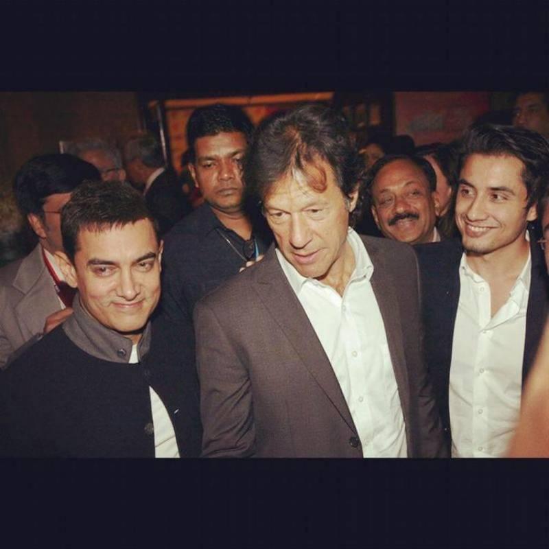 عامر خان نے سولہ سال بعد اہم راز سے پردہ اٹھا دیا