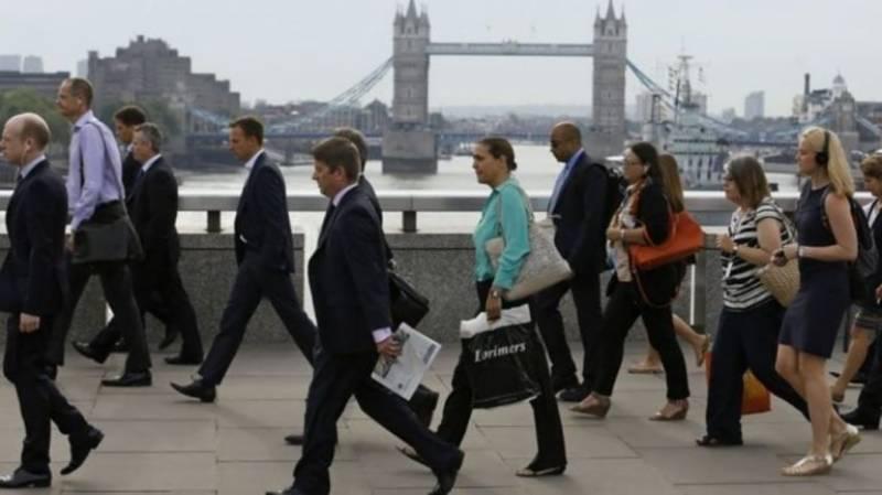 برطانیہ میں بے روزگاری کی شرح 41سال کی کم ترین سطح پر پہنچ گئی