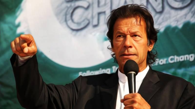 تحریک انصاف پھٹیچر نجم سیٹھی سے بہتر پی ایس ایل کرائے گی، عمران خان
