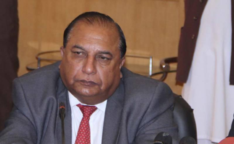 معاشی ترقی کیلئے حکومت پاکستان ہرسال اربوں ڈالرز خرچ کرتی ہے، ایس ایم منیر
