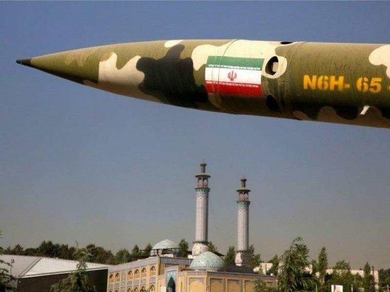ایران جدید ترین میزائل ٹیکنالوجی کا حامل ہے، جنرل باقری