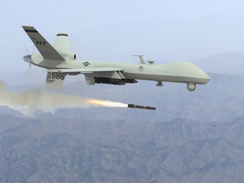 پاک، افغان سرحد پر ڈرون حملہ، ٹی ٹی پی کا اہم کمانڈر ساتھیوں سمیت ہلاک