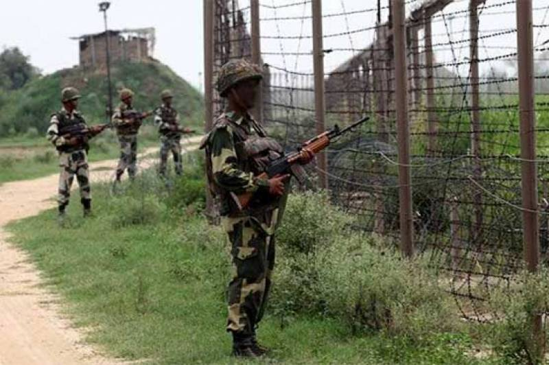 بھارتی فورسز کی نکیال سیکٹر پر آج پھر بلااشتعال فائرنگ، 2 بچے زخمی