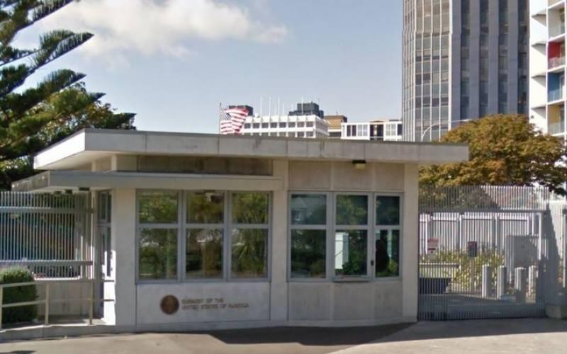 نیوزی لینڈ نے امریکی سفارت کار کو ملک بدر کر دیا