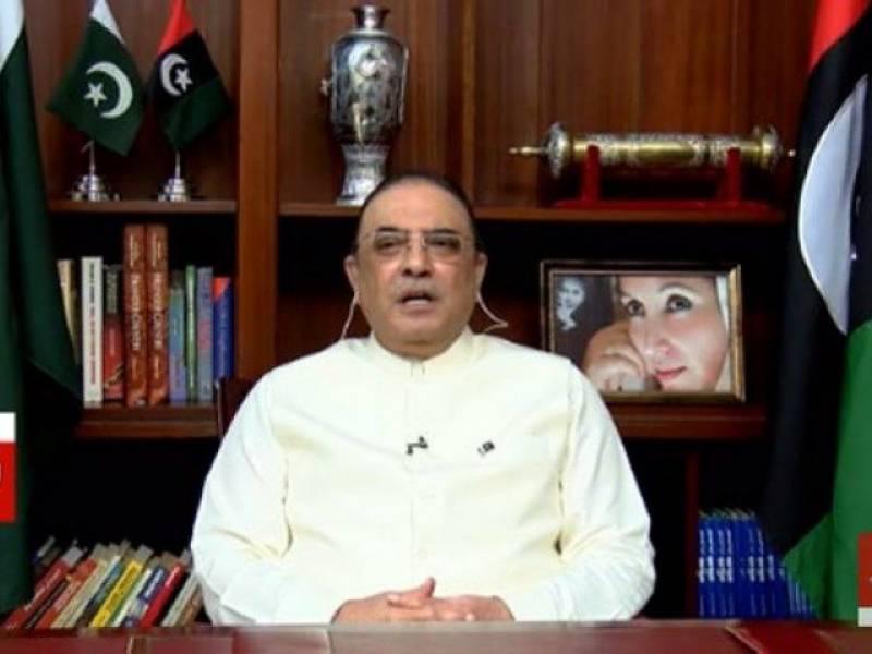 سابق صدر آصف علی زرداری نجی ٹی وی پر اپنا تجزیاتی پروگرام کریں گے