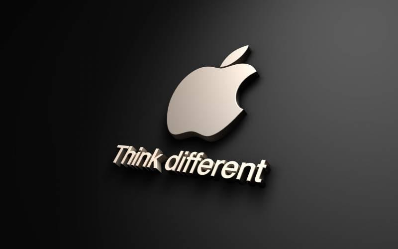 ایپل کمپنی کے لوگو کے پیچھے چھپی کہانی سامنے آگئی