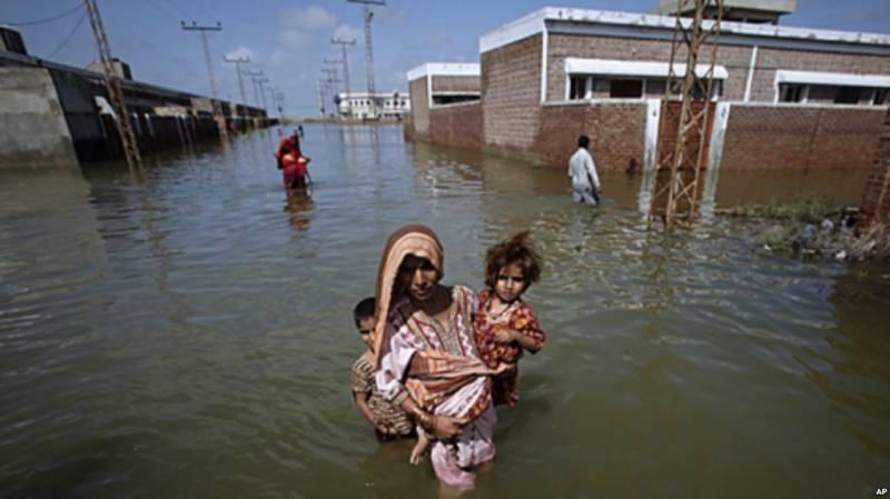 ترک حکومت کا سیلاب متاثرین کیلئے تحفہ سندھ حکومت کی نااہلی کی نذر