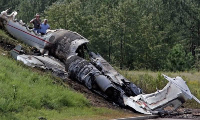 مسافر طیارہ گرکر تباہ، ہلاکتوں کا خدشہ