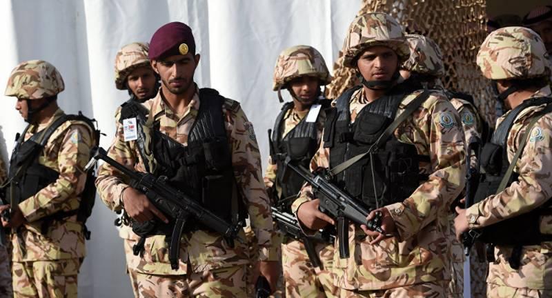 سعودی فورسز کی سرحدی علاقے میں فوجی کاروائی،متعدد دہشت گرد ہلاک