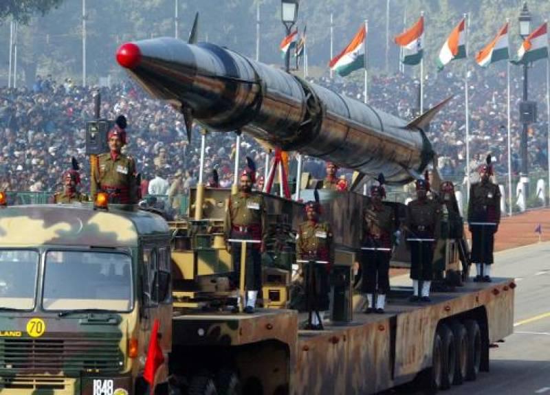 بھارت پاکستان پر جوہری ہتھیاروں کےساتھ بڑا حملہ کر سکتا ہے: بھارتی تجزیہ کار