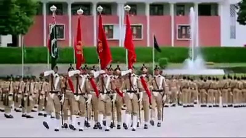آئی ایس پی آر نے یوم پاکستان کا نیا نغمہ ریلیز کردیا