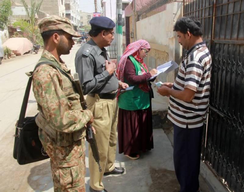 مظفرگڑھ:مردم شماری کوائف میں خودکوکنوارہ ظاہر کرنے والا شادی شدہ شخص مشکل میں پھنس گیا
