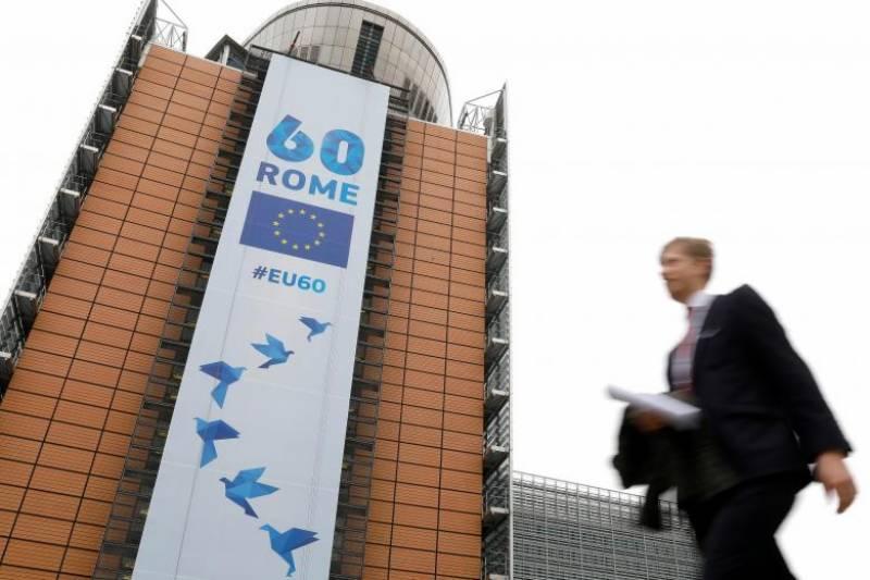 معاہدۂ روم کے 60 سالہ جشن میں 27 ممالک کے سربراہان یکجا