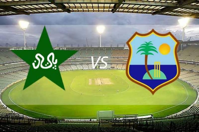 پہلا ٹی 20 : پاکستانی ٹیم ویسٹ انڈیز کیخلاف فتح کیلئے پُر عزم