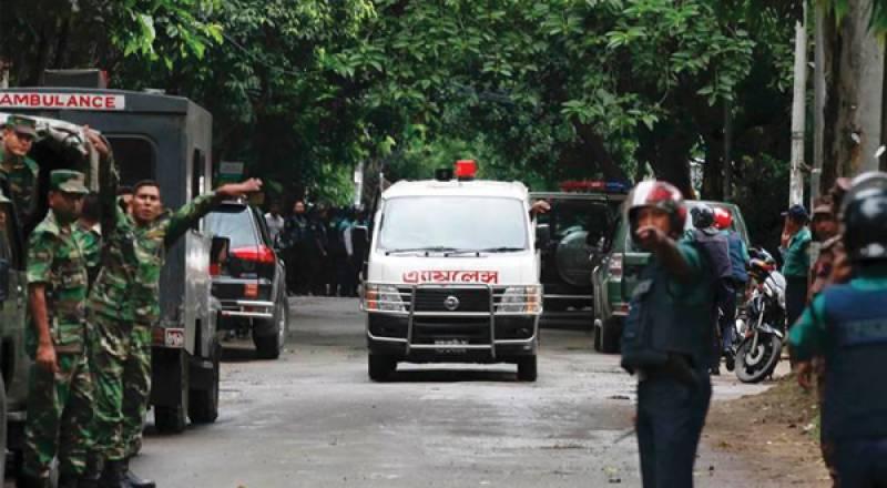 بنگلہ دیش کے شہر سلہٹ میں 2 بم دھماکے ، 3 افراد جاں بحق