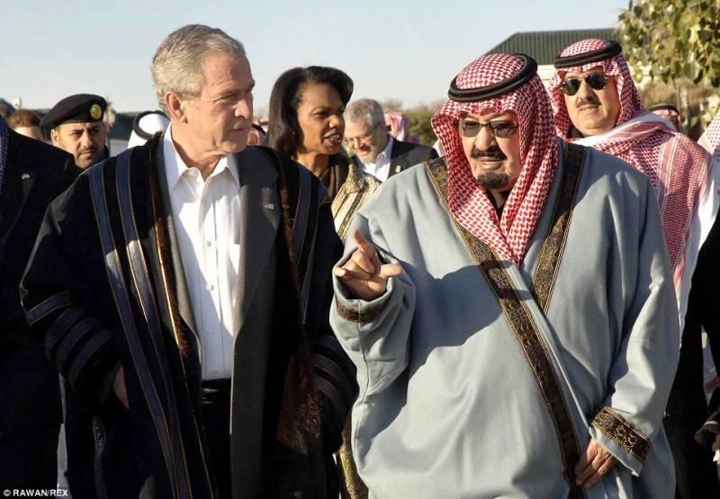 شاہ عبداللہ نے عرفات کا محاصرہ ختم کرانے کےلئے امریکہ پردباو ڈالا