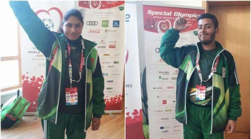 اسپیشل اولمپکس, شاندارکارکردگی دکھانے کے بعد پاکستانی دستہ وطن واپس پہنچ گیا