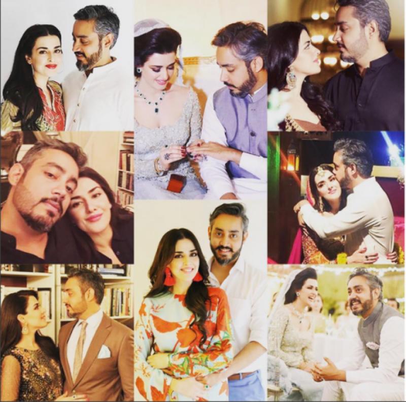 ملکہ ترنم نورجہاں کی نواسی کی شادی کی تصاویر نے سوشل میڈیا پر تہلکہ مچا دیا