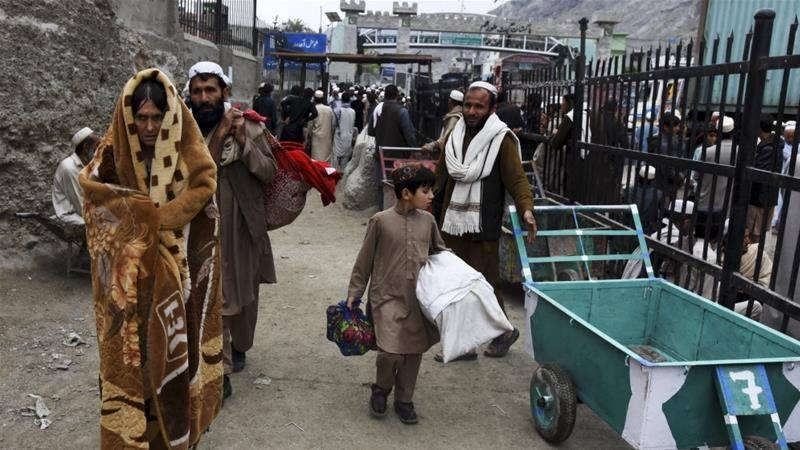 پاکستان نے افغان سرحد پر باڑ لگانے کا کام شروع کر دیا