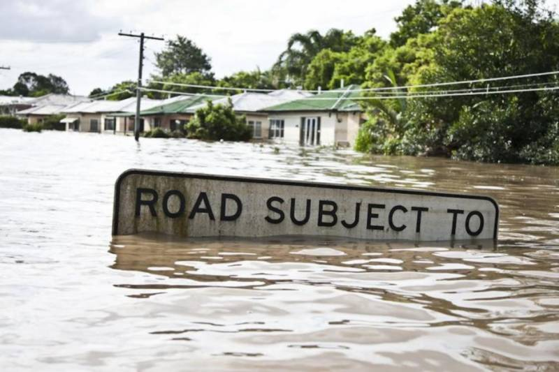 آسڑیلیا کی ریاست کوئنز لینڈ شدید سیلاب کی زد میں