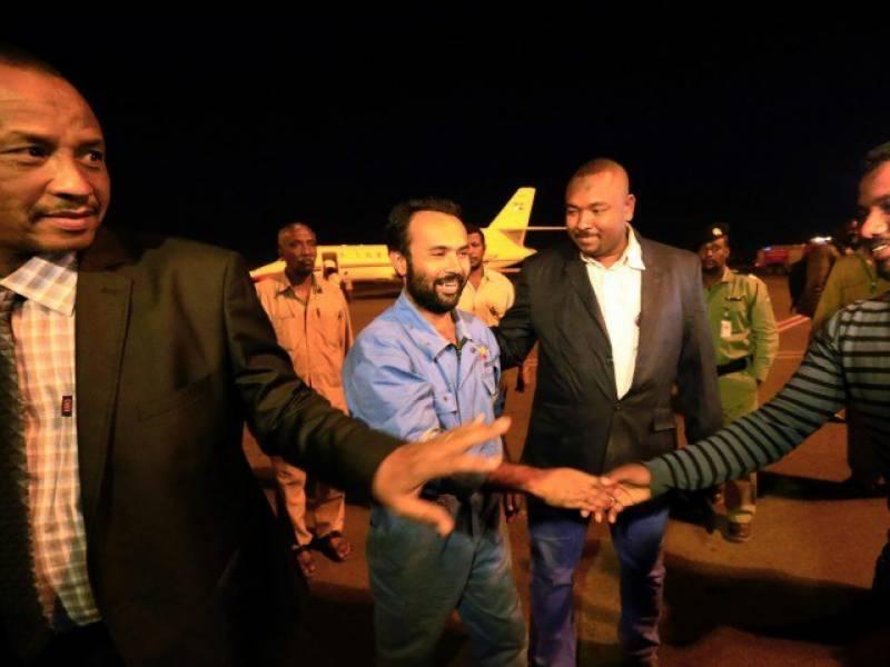 جنوبی سوڈان میں پاکستانی انجینئر ایاز حسین سمیت 3 مغوی بازیاب