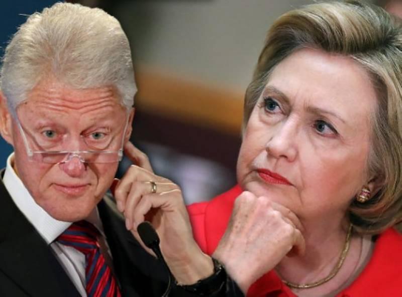 ہیلری نے2010میں شوہربل کلنٹن کی تدفین کے احکامات دیے ،خفیہ دستاویزمیں انکشاف