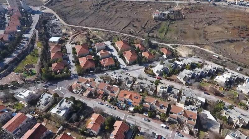 اسرائیل نے نئی یہودی بستی کی تعمیر کی منظوری دے دی