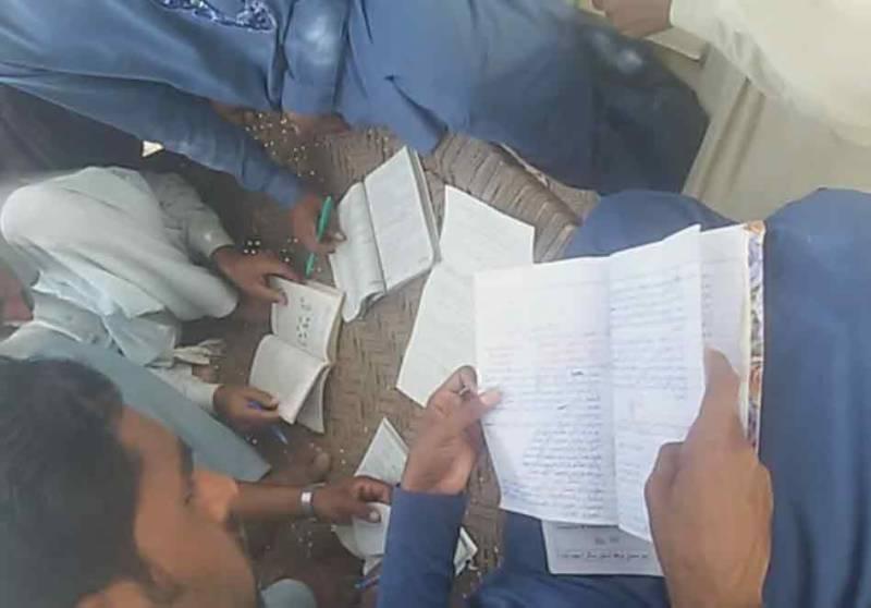 سکھر بورڈ کے میٹرک کے امتحانات میں پیپر آؤٹ ہونے کا سلسلہ جاری