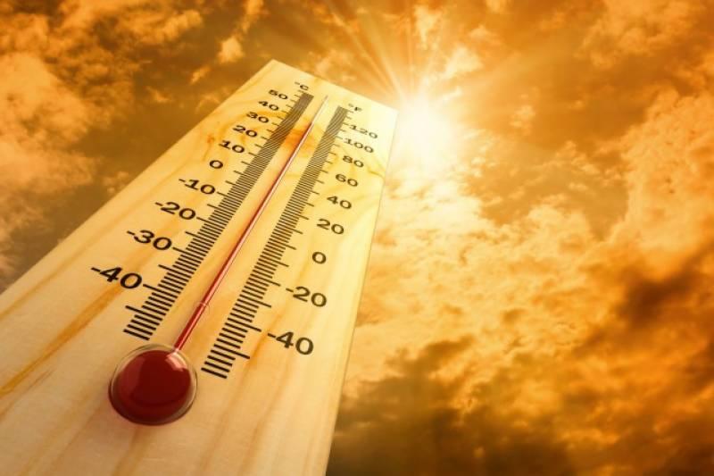 صوبہ سند ھ اور بلوچستان میں شدید گرمی کا راج