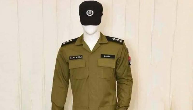 پنجاب پولیس کل سے نئی وردی پہنے گی