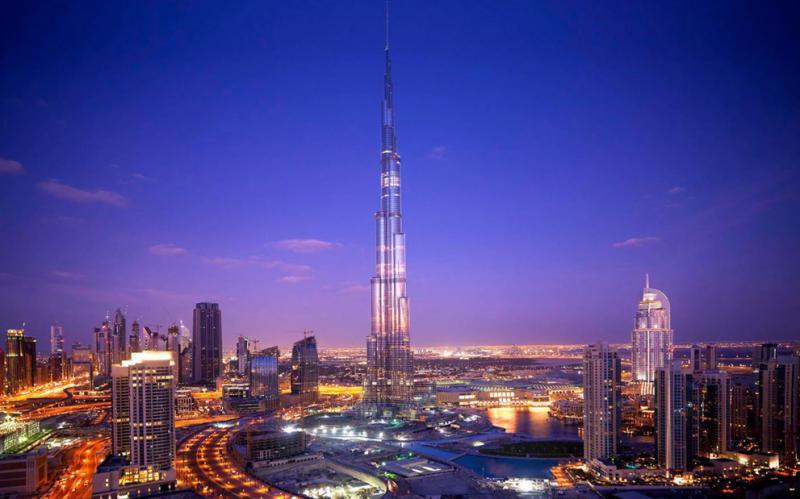 برج خلیفہ کے اپارٹمنٹس کے کرایوں میں25فیصد کمی