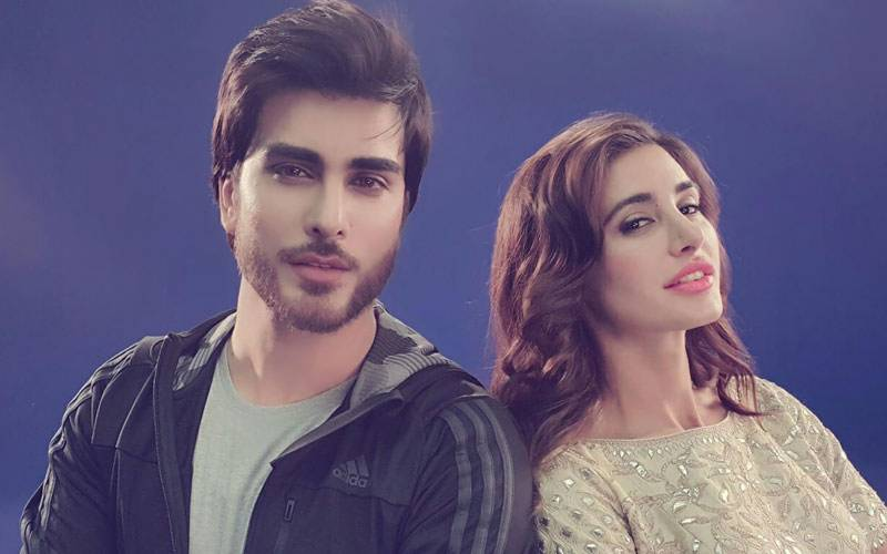 عمران عباس اور نرگس فخری سوشل میڈیا پر مداحوں کی توجہ کا مرکز بن گئے