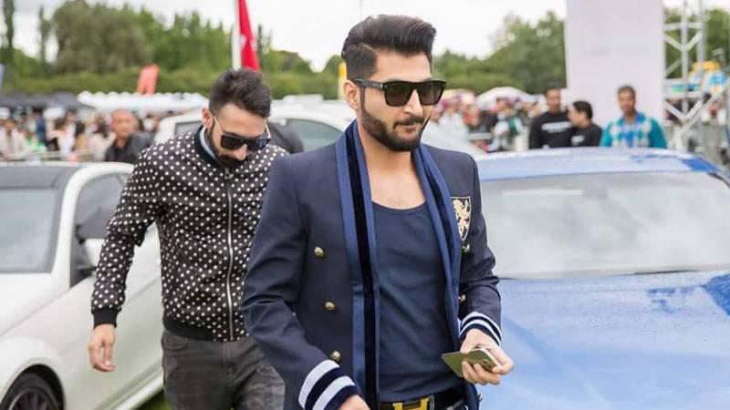 بلال سعید نے گلوکاری چھوڑنے کے اعلان کو اپریل فول قرار دے دیا