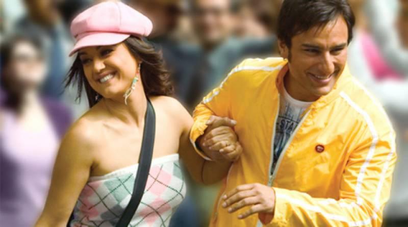 پریتی زنٹا اور سیف علی خان بہت جلد ایک ساتھ ہونگے