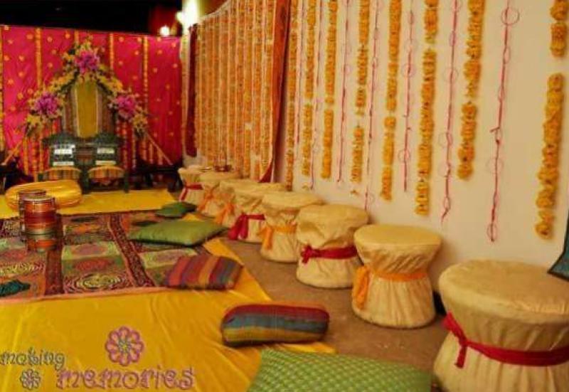 ملتان میں مہنگی ترین مہندی کی تقریب