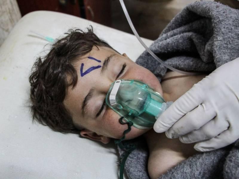 شام میں کیمیائی حملے پرسلامتی کونسل کااجلاس،روس کا انکار