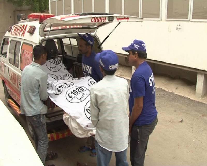 کراچی: نارتھ ناظم آباد میں ہیر سیلون سے 3 لاشیں برآمد