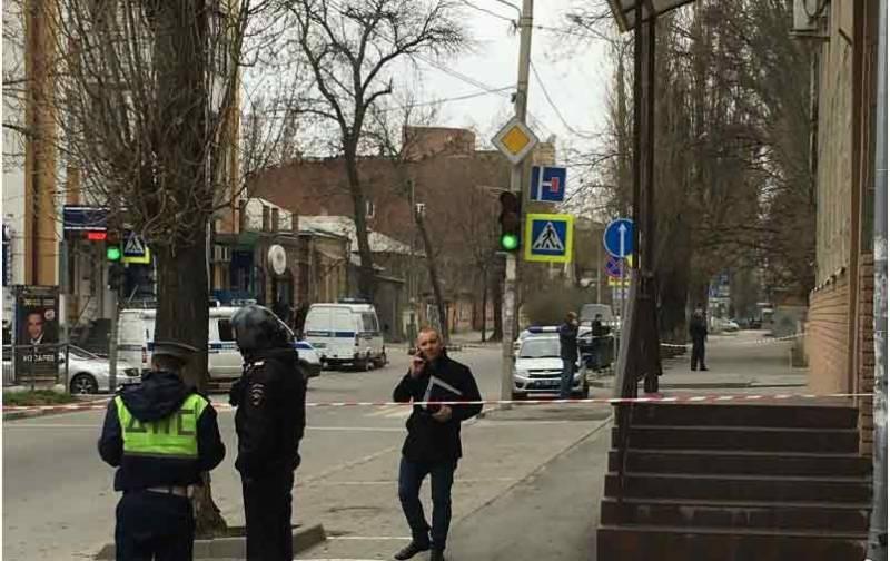 روس کے شہر رستوف آن دون میں دھماکا، ایک شہری زخمی