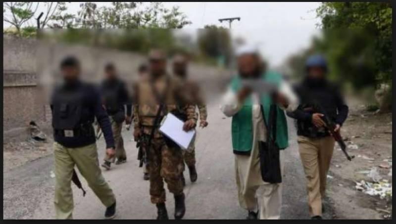 کوئٹہ: لا ہو ر خو د کش حملہ کے بعد کو ئٹہ میں مردم شماری ٹیم کی سکیورٹی بڑھا دی گئی