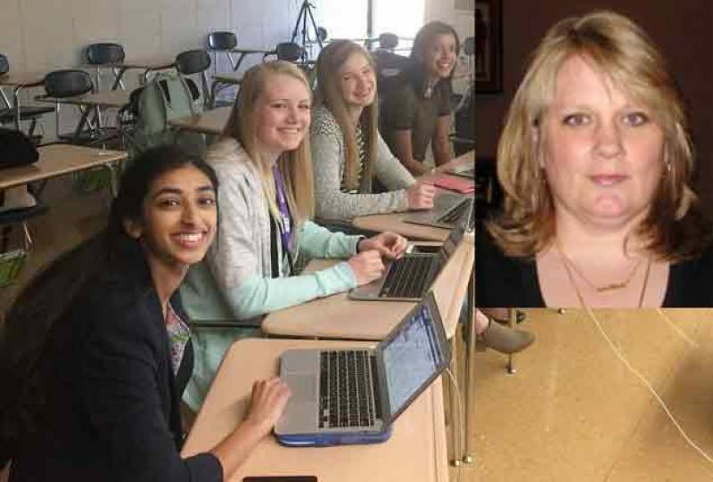 جعلی ڈگری، امریکی طلبا نے پرنسپل کو مستعفیٰ ہونے پر مجبور کر دیا