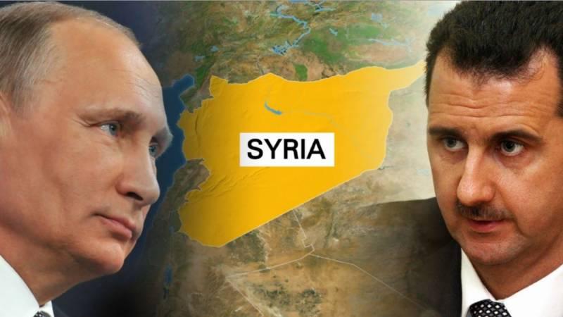 ادلب میں کیمیائی حملہ، بشارالاسد کی حمایت جاری رہے گی،روس